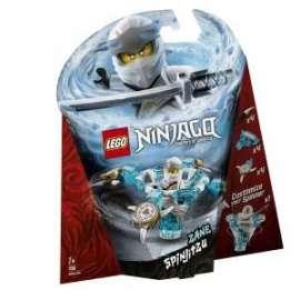 Giochi LEGO Ninjago - 70661 - ZANE SPINJITZU