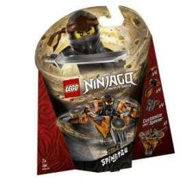 Giochi LEGO Ninjago - 70662 - COLE SPINJITZU
