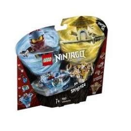 Giochi LEGO Ninjago - 70663 - NYA E WU