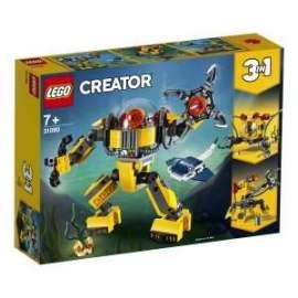 Giochi LEGO Creator - 31090 - ROBOT SOTTOMARINO