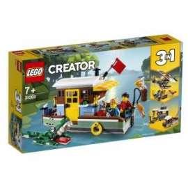 Giochi LEGO Creator - 31093 - CASA GALLEGGIANTE