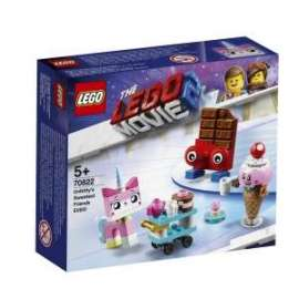 Giochi LEGO Movie - 70822 - GLI AMICI DI UNIKITTY ..