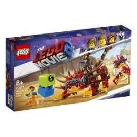 Giochi LEGO Movie - 70827 - ULTRAKITTY E LUCY..