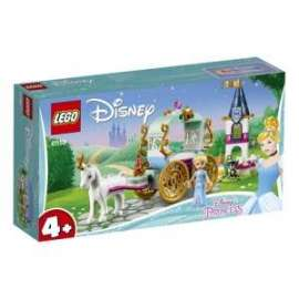 Giochi LEGO Disney - 41159 - GIRO IN CARROZZA DI CENERENTOLA