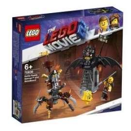 Giochi LEGO Movie - 70836 - BATMAN PRONTO ALLA BATTAGLIA