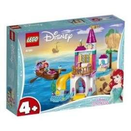 Giochi LEGO Disney - 41160 - CASTELLO SUL MARE DI ARIEL