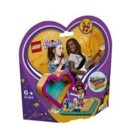 Giochi LEGO Friends - 41354 - SCATOLA DEL CUORE DI ANDREA
