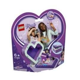 Giochi LEGO Friends - 41355 - SCATOLA DEL CUORE DI EMMA