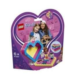 Giochi LEGO Friends - 41357 - SCATOLA DEL CUORE DI OLIVIA