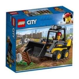 Giochi LEGO City - 60219 - RUSPA DA CANTIERE