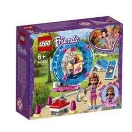 Giochi LEGO Friends - 41383 - AREA GIOCO DEL CRICETO