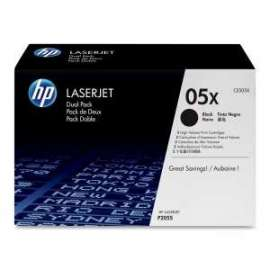 HP TONER $** NERO CE505X CF 2 PZ .CE505XD