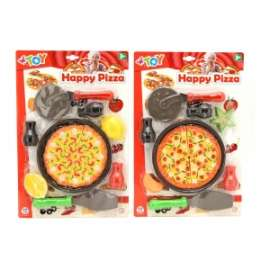 Giochi SET PIZZA C/ACCESSORI