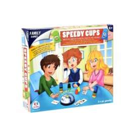 Giochi di Società SPEEDY CUPS