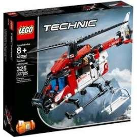 Giochi LEGO Technic - 42092 - ELICOTTERO DI SALVATAGGIO