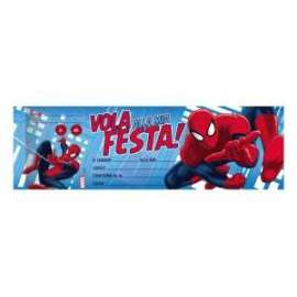 Inviti ASSEGNI SPIDERMAN conf.10pz