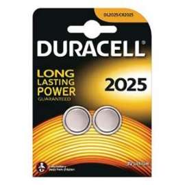 NEW - PILE DURACELL PASTIGLIA CR2025 Blister 2pz