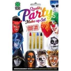 Party TRUCCHI 4 MATITE COL.ASSORTITI