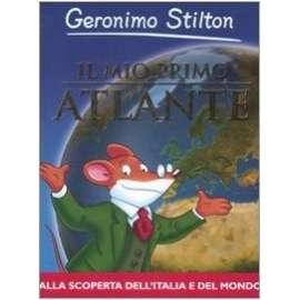 Libri PIEMME - MIO PRIMO ATLANTE (IL) - STILTON GERONIMO