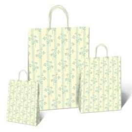 Shopper Carta 20x25x10 FIORELLINI conf.10pz