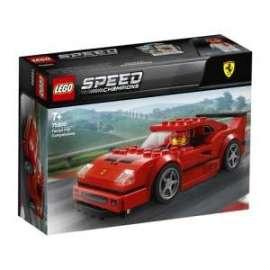 Giochi LEGO Speed - 75890 - FERRARI F4