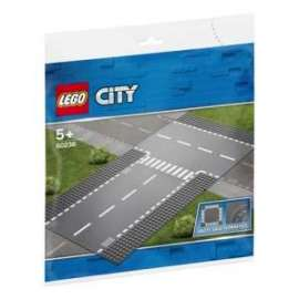 Giochi LEGO City - 60236 - RETTILINEO E INCROCIO