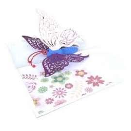 Biglietti Origami FARFALLE