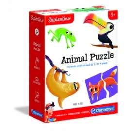 Giochi Sapientino ANIMAL PUZZLE