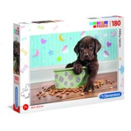 Giochi PUZZLE - 180 - LOVELY PUPPY