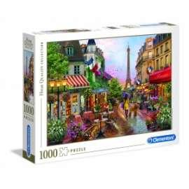 Giochi PUZZLE - 1000 - FLOWER IN PARIS