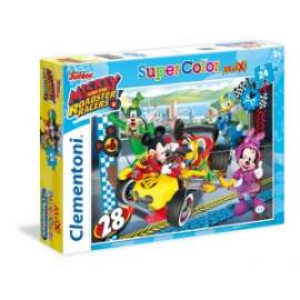 Giochi PUZZLE - 24 MAXI - MICKEY E THE ROADSTER RACERS