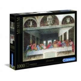 Giochi PUZZLE - 1000 - LEONARDO CENACOLO