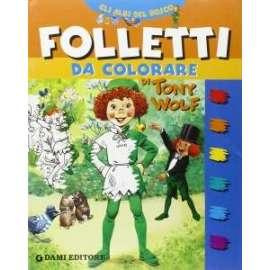 Libri DAMI EDITORE - FOLLETTI DA COLORARE