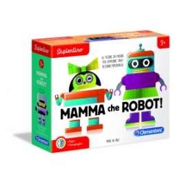 Giochi Sapientino MAMMA CHE ROBOT!