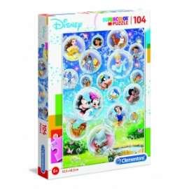 Giochi PUZZLE - 104 - CLASSIC