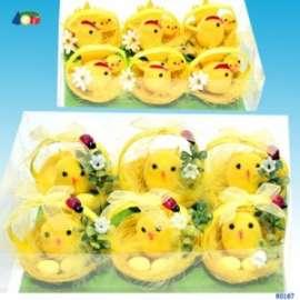 Pasqua CESTINI C/FIORI conf.6pz