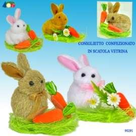 Pasqua CONIGLIO C/CAROTA