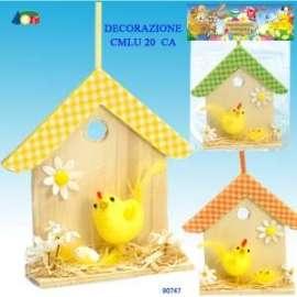 Pasqua DECORAZIONE CASETTA