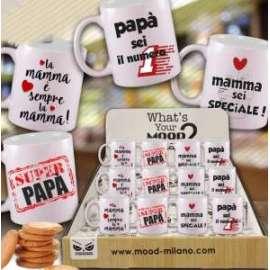 MUG MAMMA E PAPà