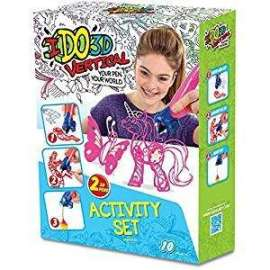 *OFFERTA IDO3D VERTICAL ACTIVITY SET