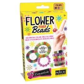 Giochi FLOWER BEADS MULTICOLOR POCKET
