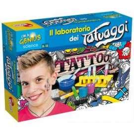 Giochi FABBRICA DEI TATUAGGI