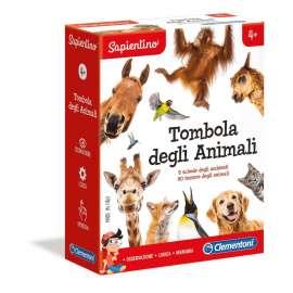 Giochi Sapientino TOMBOLA DEGLI ANIMALI