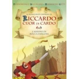 Libri EDIZIONE EL - RICCARDO CUOR DI CARDO. L ASSEDIO DI ROCCA..