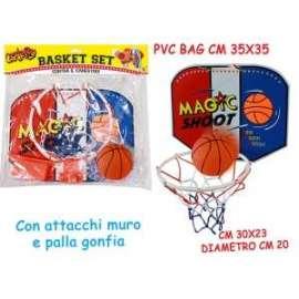 Giochi GIOCO BASKET CANESTRO + PALLA diam.20cm