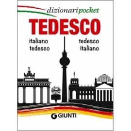 Libri GIUNTI - DIZIONARIO TEDESCO-ITALIANO