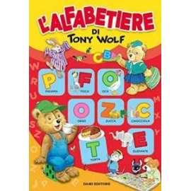Libri GIUNTI KIDS - L'ALFABETIERE DI Tony Wolf