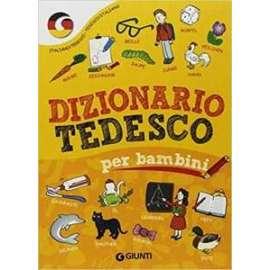 Libri GIUNTI - DIZIONARIO DI TEDESCO PER BAMIBINI