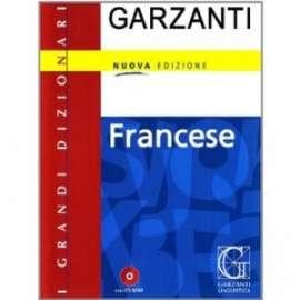 Libri GARZANTI LINGUISTICA - GRANDE DIZIONARIO DI FRANCESE. CON CD-ROM