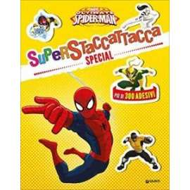 Libri WALT DISNEY MARVEL - SUPERSTACCATTACCA SPECIAL. SPIDERMAN
